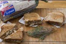 Μύρισε Ψωμί / Λαχταριστές συνταγές από το Ψωμί Παπαδοπούλου