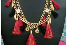 necklaces!!!!! / handmade necklaces