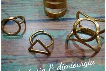ringssssss / brass rings