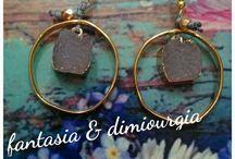 lovely earings!!!!! / handmade bohemian earning
