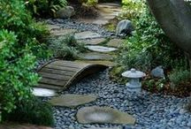 Backyard Rivers / Backyard Rivers are views of water garden designs