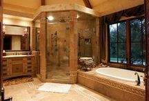 Master Bath Designs / Bathroom & Shower Designs is the page where you get drenched by the beauty of our sanitations
