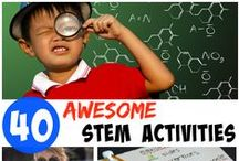 STEM / Science Technology Engineering & Math Activities