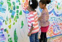 Van Gogh- Kunstlessen beeldend voor kinderen / Doe hier ideeën op om thuis of op school aan de slag te gaan! Mevrouw Merel inspireert graag kinderen, ouders en leerkrachten.