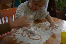 Lessen Beeldend Peuteratelier / Inspiratie voor creatief samen zijn tussen ouder en peuters!