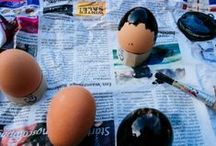 1 ei is geen ei 2 ei is een paas ei / Doe hier ideeën op om thuis of op school aan de slag te gaan! Mevrouw Merel inspireert graag kinderen, ouders en leerkrachten.