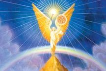 ArchAngel Codes / The divine light that has been waiting for aeons of time for us, continue to be brave. Anchor the light of her strength into your hearts and soul.