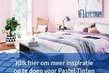 ☆ Pastel Tinten ☆ / In dit bord vind je allerlei prachtige foto's van pastel tinten die je inspiratie kunnen geven om kinderkamers of huiskamers in te richten.