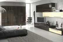 Stylish New Bedroom Designs / Fitted Bedrooms
