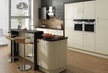 Beautiful Fitted Kitchens / New Kitchens - Inspiration, Design and Functionality