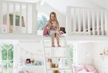 ☆ Kids bedrooms ☆ / For the little ones!