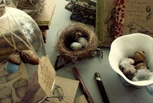 Studio / A peek into my world and other creative spaces~
