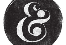 """Ampersands... / The ampersand is the logogram """"&"""", representing the conjunction word """"and"""". It originated as a ligature of the letters et, Latin for """"and"""". (Wikipedia)"""