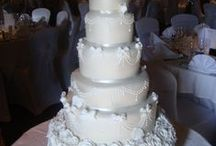 Wedding Cakes / Some lovely cakes from previous Weddings.
