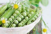 Peas & Sweet Peas