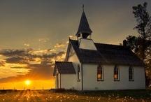 Churches, Chapels & Schoolhouses~ / Treasured ground~