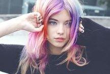 pastel  / studio shoot inspiration - pastel themed
