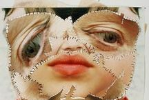 Collages and Mixed Media II / by Antonio Nunez