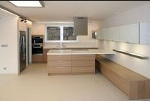 Kitchens / Selection of kitchen Schüller (Germany) between 2008 and 2011. Teamwork with Studio Vite.
