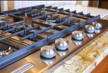 A&M Kitchens / Our beautifully hand crafted kitchens are customized with the best appliances and granite tops.