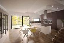 Recent Work - Interior Design / My latest projects in progress