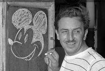 Walt Disney~ / A mouse and a dream