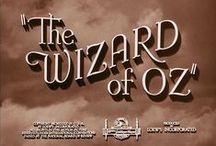 Wizard of Oz / by Nadine Spychalski