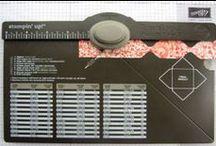Envelope Punch Board STAMPIN'UP / Inspirerende voorbeelden wat je met 't Envelope Punch Board kunt maken.