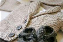 sapatinhos,casacos em trico e crochê para bebê / artigos infantis