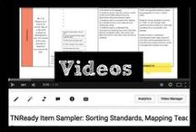 Videos / Middle School Writer's You Tube Channel features a variety of how-to videos for Middle School ELA teachers ranging from using MICA for TNReady to tracking data to drive instruction.