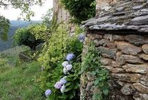 Stone structure~ / Barns and homes made of stone~
