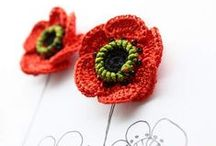 Rosemarie's heart / Crochet & knitting treasures