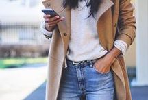 MyStyle / A collection of mismatched outfits.