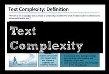 Text Complexity for Common Core & TNReady / Overview of Text Complexity designed for teachers to implement in unit and lesson planning immediately. Includes an overview, evaluation criteria, importance, and resources. Pulls from hundreds of page of resources from TNReady and Common Core.
