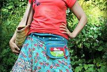 Wunderbare Röcke und Kleider / Röcke und Kleider zum wohlfühlen. Zur Inspiration. Zum selber und nachmachen. DIY