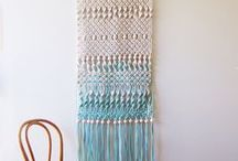WALLS - MACRAME, OTHER / Wall Decor - Macrame, Wall Sculpture, Collections