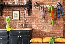 Küche, Esszimmer & Speisezimmer / Ideen für Küche und Esszimmer zur Einrichtung und Dekoration. Schöne Tische, Küchentische und Esstische. DIY