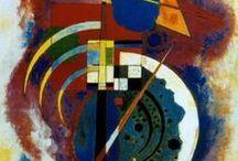 Abstrakte Kunst und Malerei / Tolle Kunst, Gemälde, Zeichnungen und abstrakte Malerei auf Leinwand.