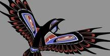 Crows and Ravens / Primarily Crows and their Cultural significance.