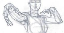Drawing references / Samples and methods of drawing