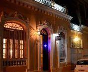 Santa Clara (alojamientos) / Casas particulares en Santa Clara. B&B, hostel, hostal, dormir en Santa Clara, Cuba.