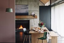Interior Design / Overall view of different designs.