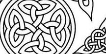 Celtic designs / These are mostly designs I can use for carving.