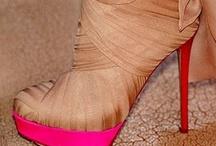 shoes / by Marina Bourantonis