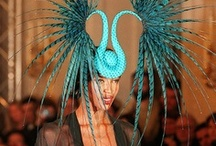 PHILIP TREACY GONE MAD / The wildest fascinators, hats and shoes by designer Philip Treacy