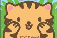 Wanart / Gifts, stationery, art and books created by Joyce Wan of Wanart. www.wanart.com