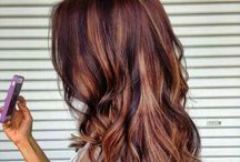Hair color/styles / by Gina Chassaing