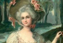 Marie Antoinette / by The French Circus by Robyn Parrish
