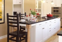 All about....Kitchen Islands / by Janet Wiebe
