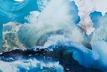 P.S.- Delicious Hues of Blues...